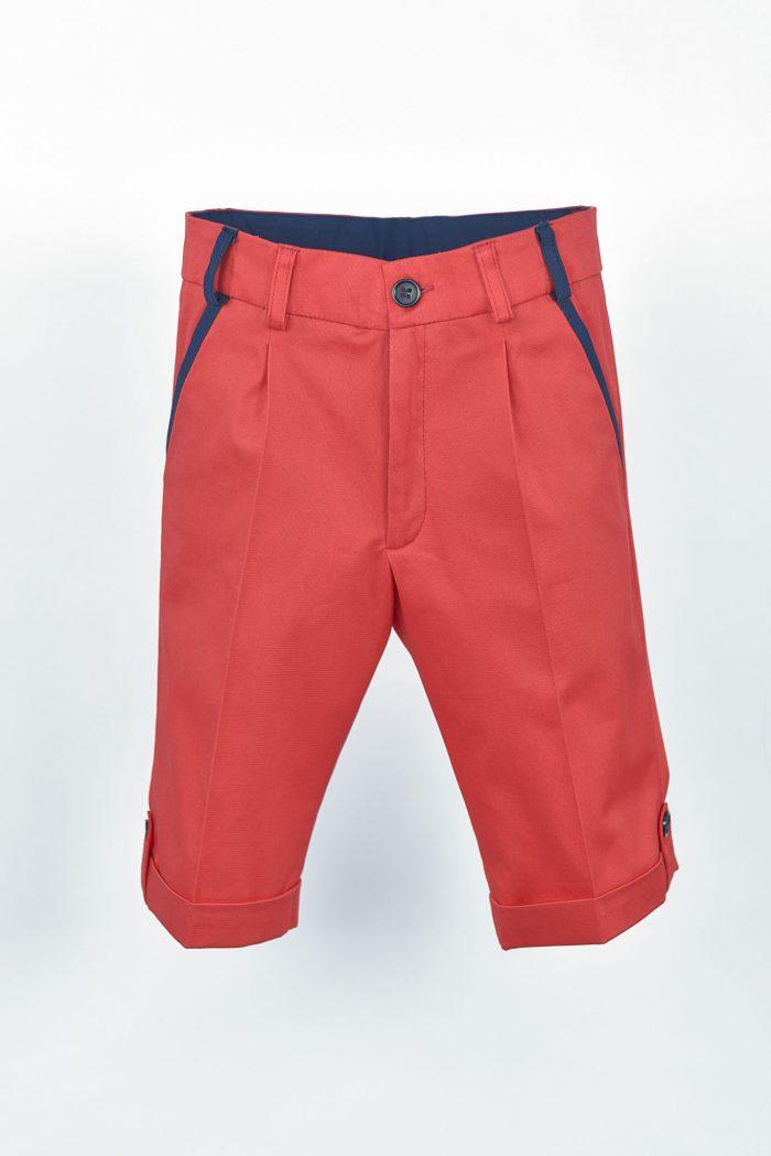 pantaloni de vară pentru băieți Summer Red