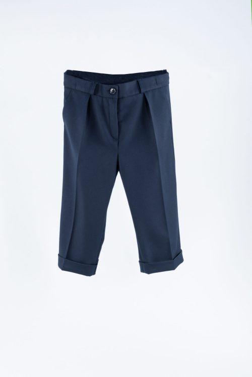Pantaloni de școală pentru fete Tomboy