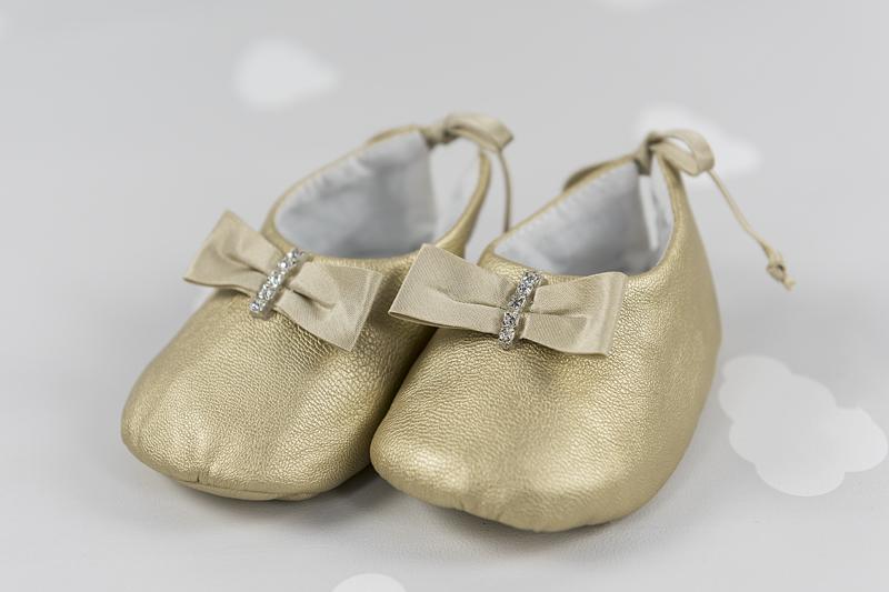 Trusou botez fetite Gold Princess
