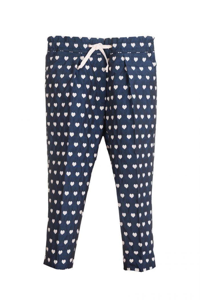 Pantaloni pentru fete Blue Heart