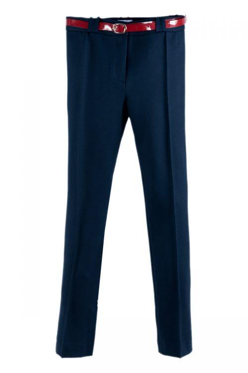 Pantaloni bleumarin de școală pentru fete Marie