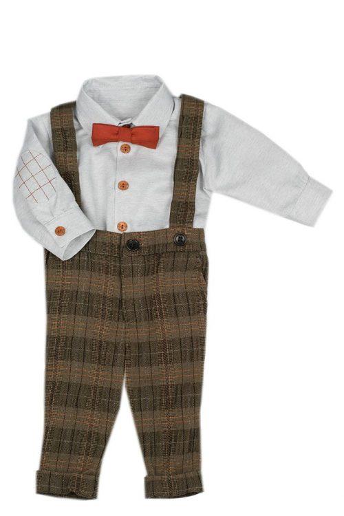Costum de Botez pentru băieți Little Tailor Luigi