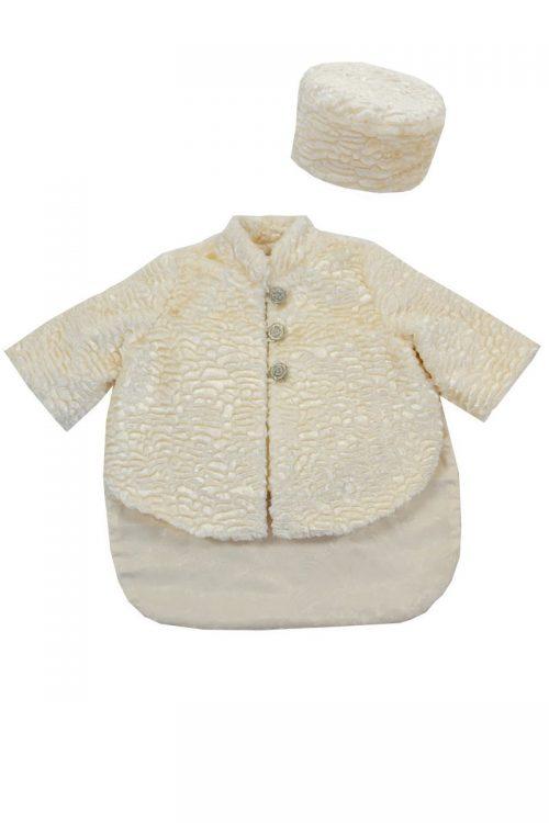 Palton de botez pentru fetițe Lydia