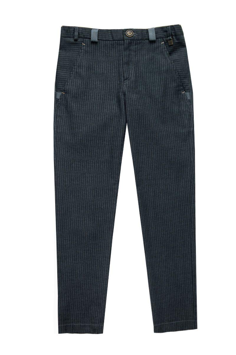 Pantaloni gri pentru băieți Luke