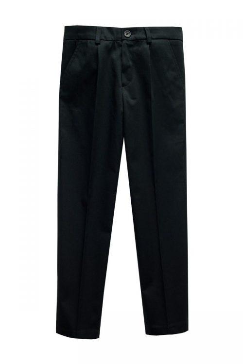 Pantaloni negri pentru băieți David