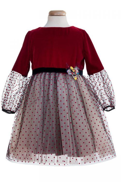 Rochie de iarnă pentru fete Natalia