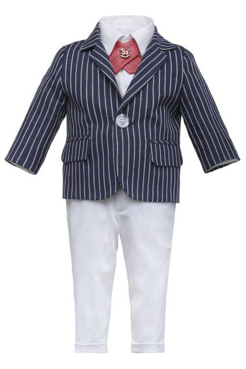 Costum de botez pentru băieți Roman
