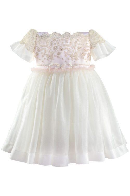Rochie de botez pentru fetițe Jasmine