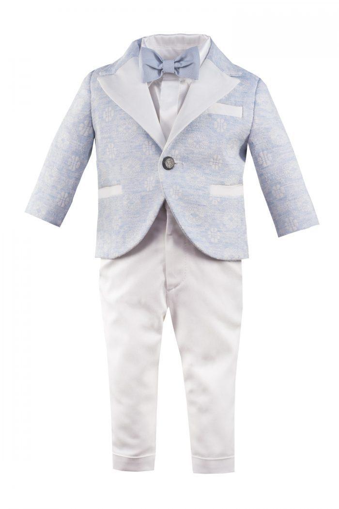 Costum de botez pentru băieți Mitru