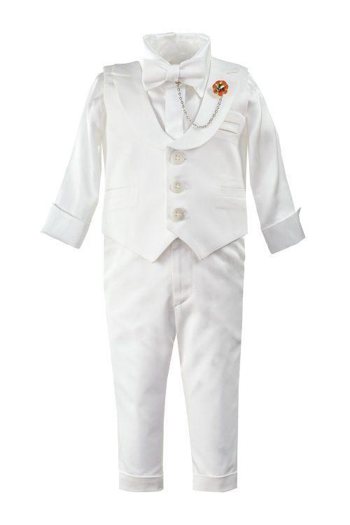 Costum de botez pentru băieți Sabin