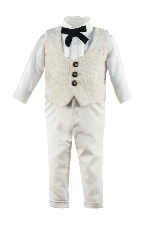 Costum de botez pentru băieți Pedro