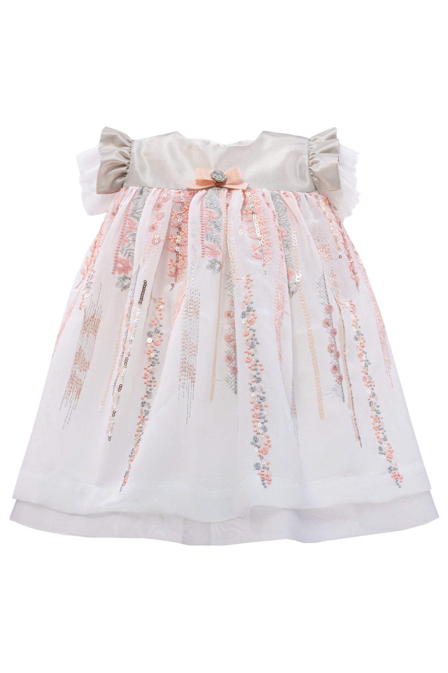 Rochie de botez pentru fetițe Dalida