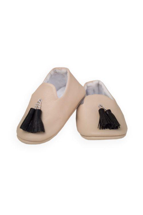 Papucei pentru bebeluși Ludovic
