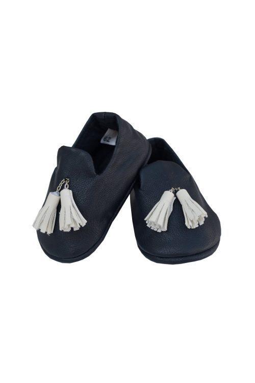 Papucei pentru bebeluși Lazăr