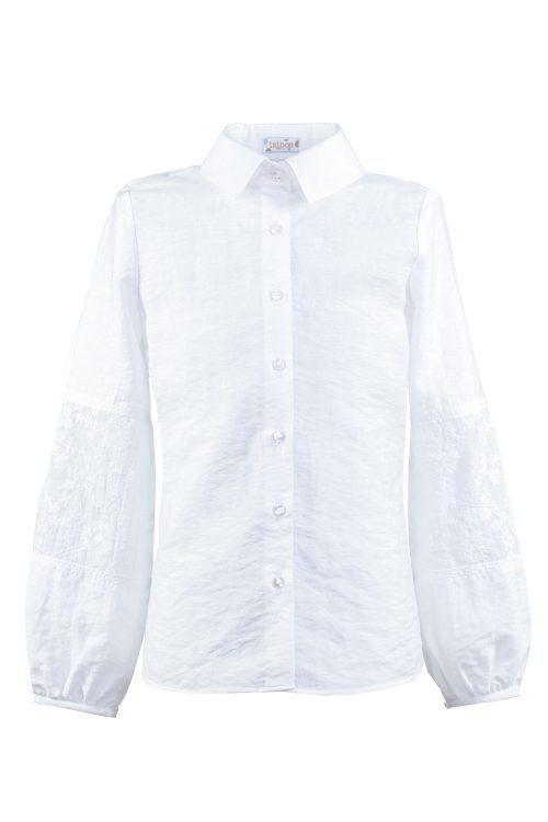 Cămașă albă pentru fete Anais