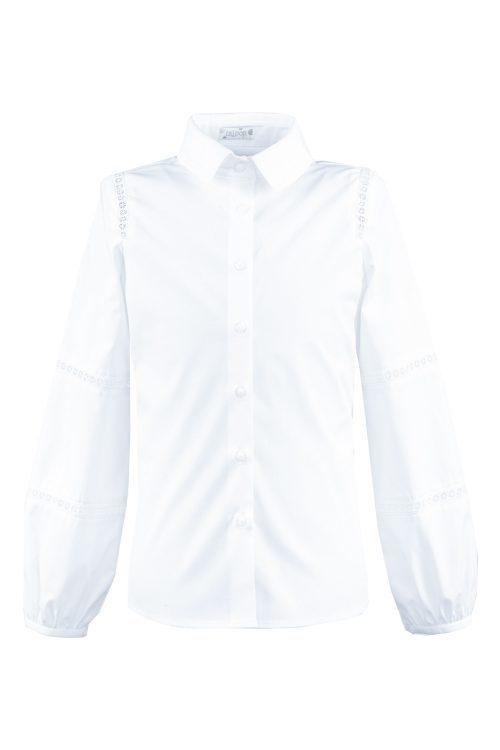 Cămașă albă pentru fete Mara