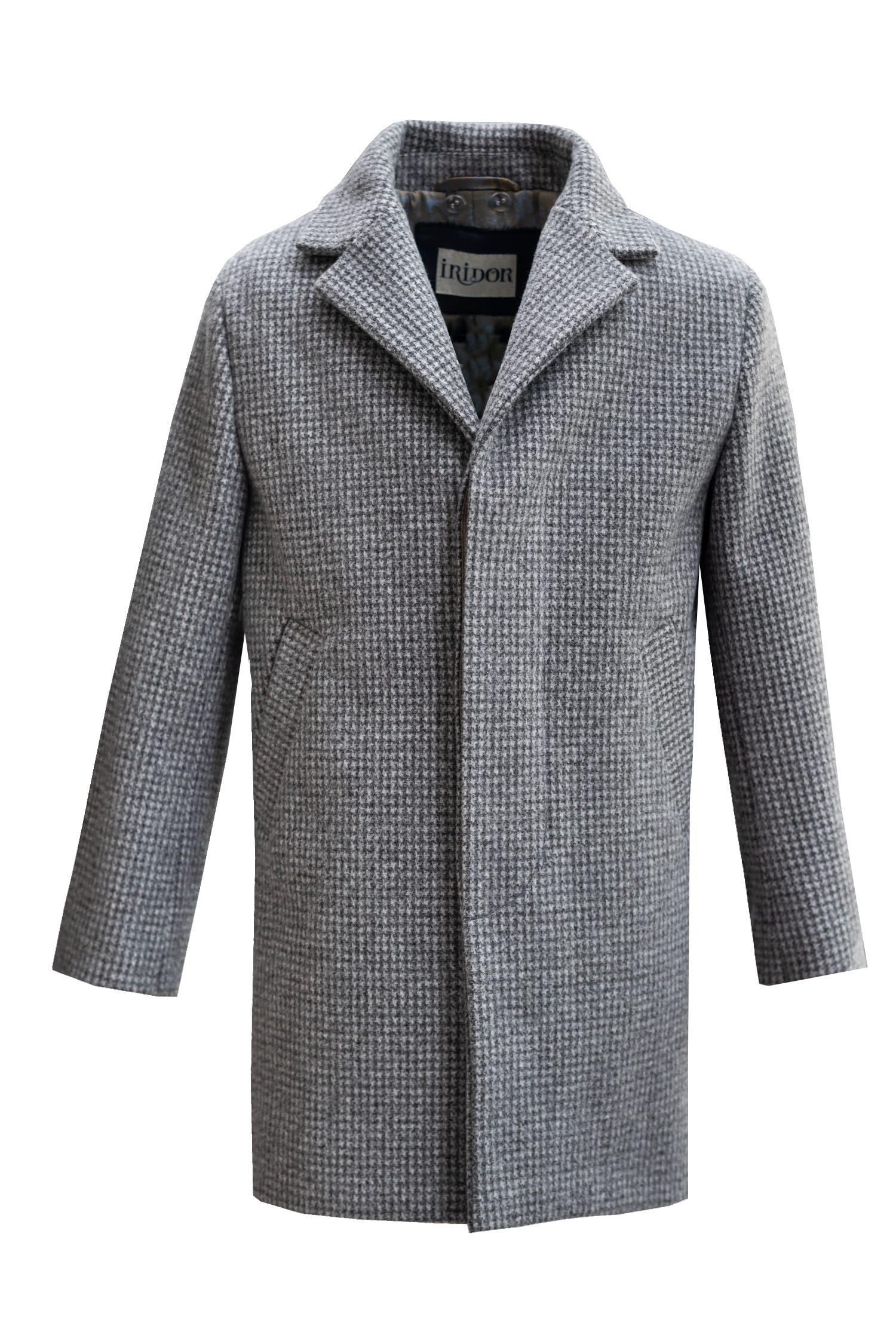 Palton gri pentru băieți Vladimir