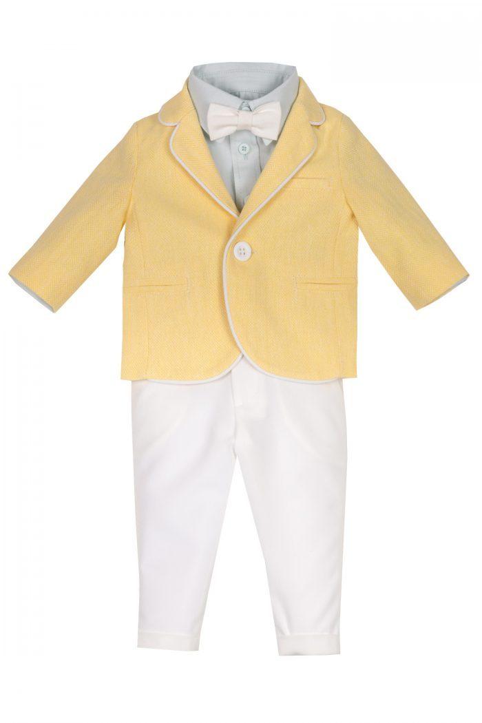 Costum de botez pentru băieți Alexander