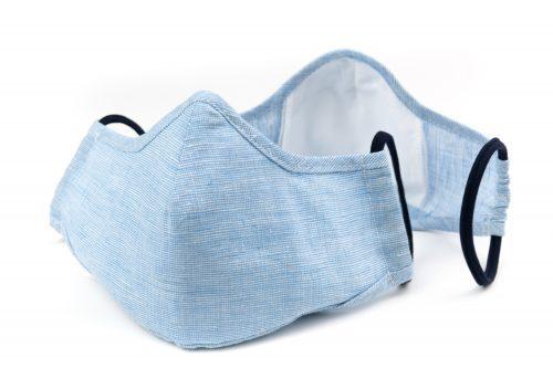 Mască textilă de protecție Blue Skies