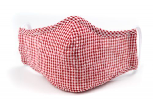 Mască textilă de protecție Summer Picnic - exterior