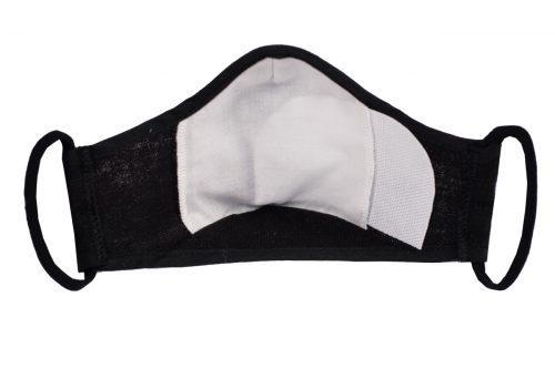 Mască de protecție Dark Linen - interior