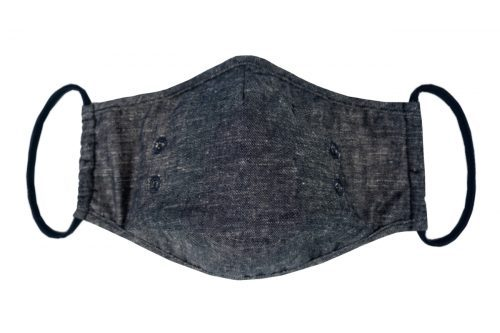 Mască de protecție Super Navy Jeans