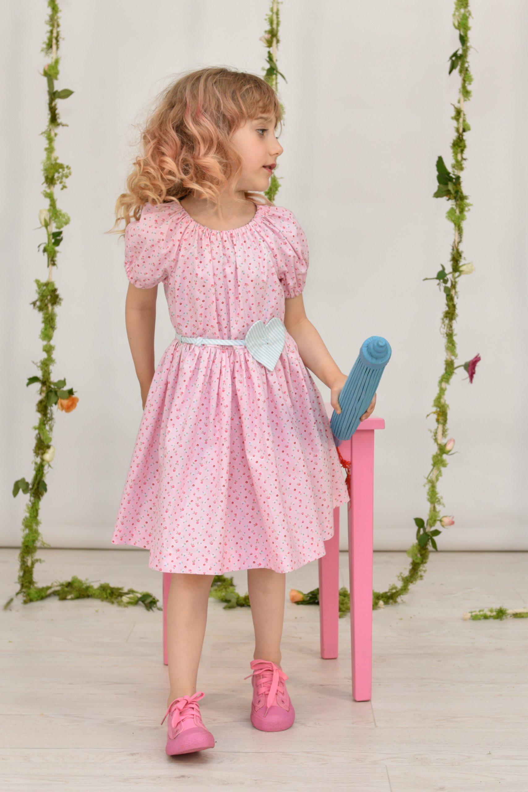 Rochie de vara pentru fete Goria2