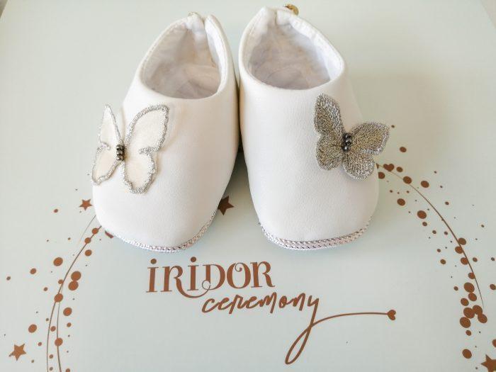 Papucei pentru bebelușe Mara