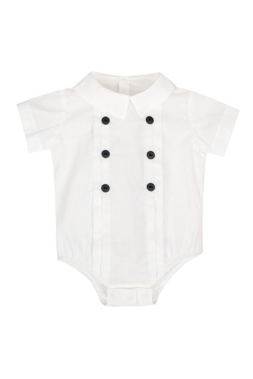 Camașă-body pentru bebeluși Mark