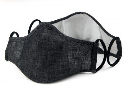 Mască textilă de protecție Dark Night