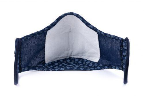 Mască textilă de protecție Flying Cristals