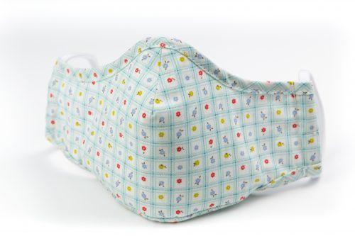 Mască textilă de protecție Baby Blossoms