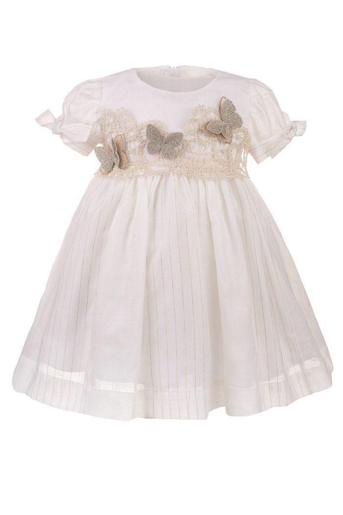 Rochie de botez pentru fetițe Mara