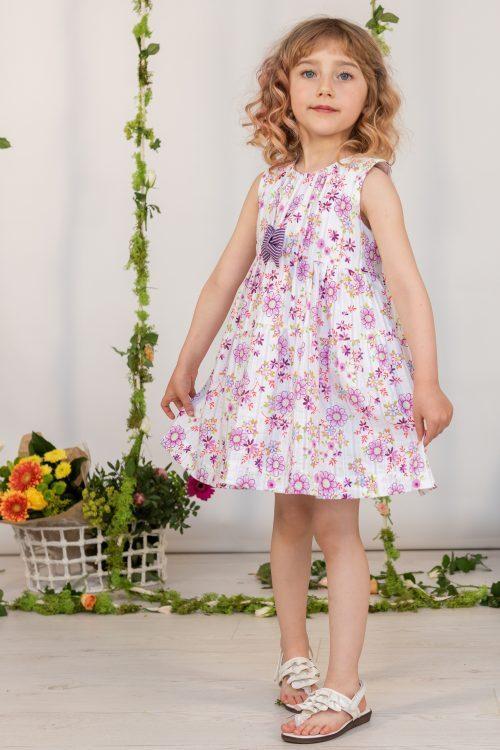 Rochie de vara pentru fete Margaret