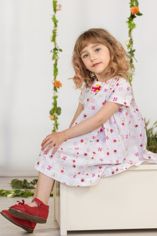 Rochie de vara pentru fete Lia