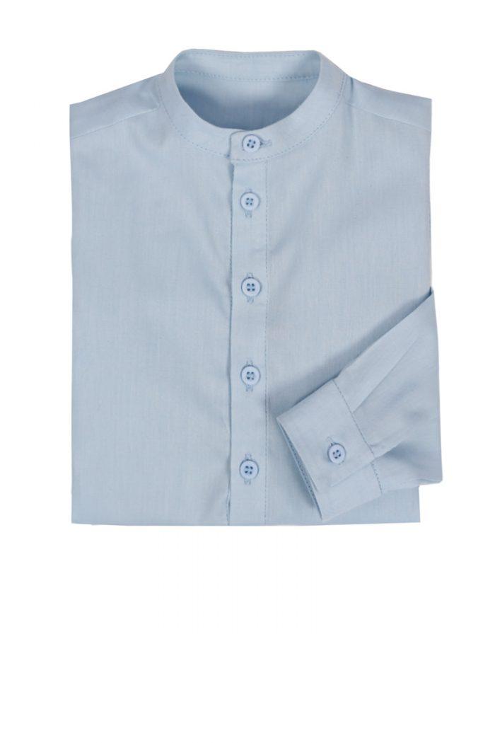 Cămașă bleu pentru băieți Florin