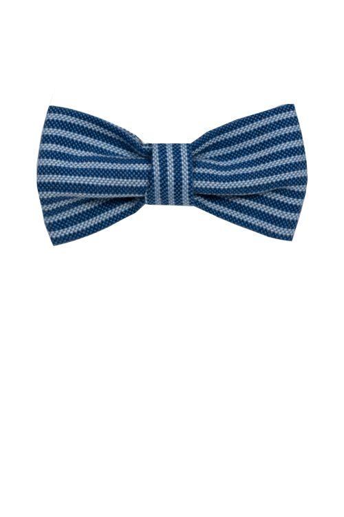Papion bleumarin pentru băieți Yur