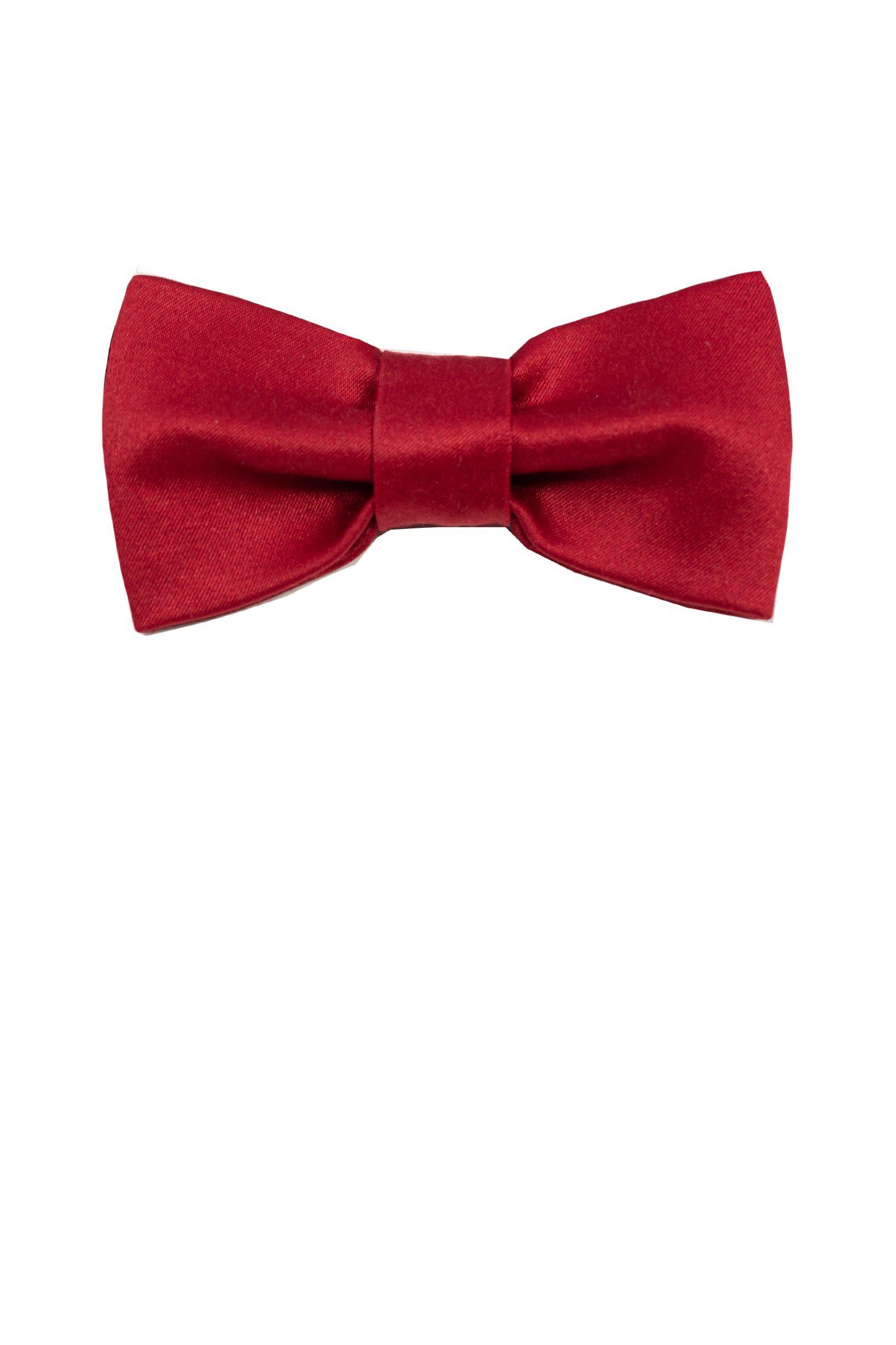 Papion roșu pentru băieți Oru