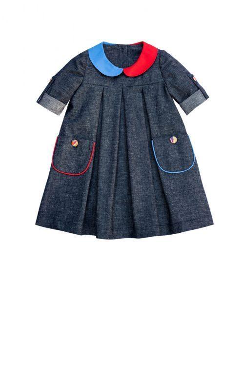 Rochie de grădiniță pentru fetițe Ella