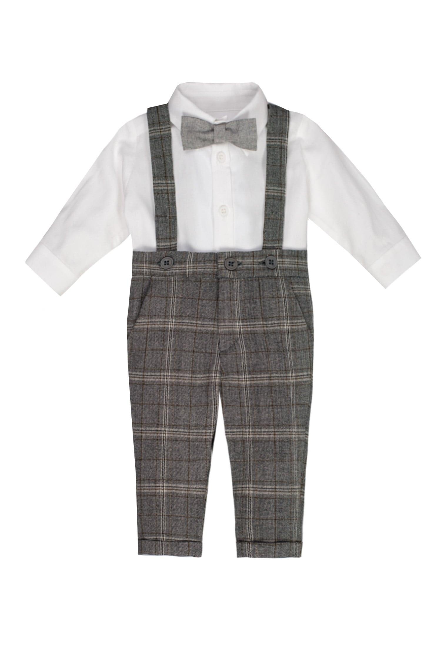 costum de botez pentru băieței Noah