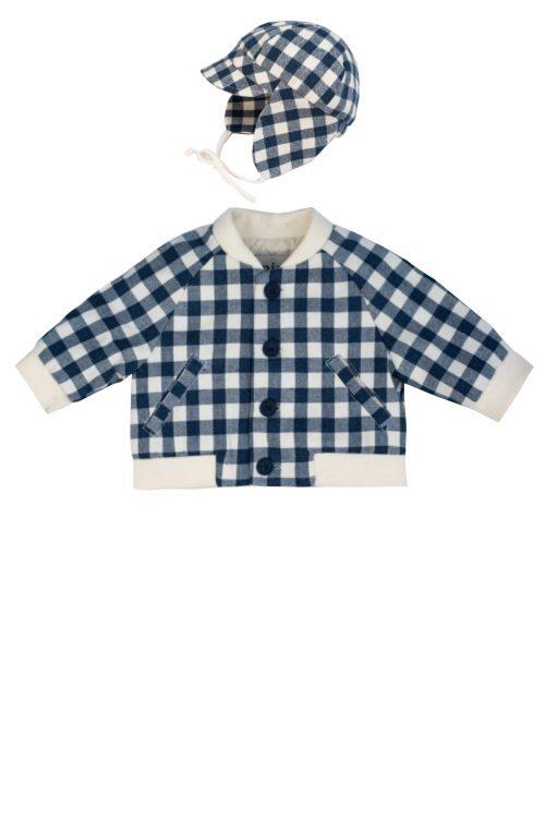 Jachetă pentru bebeluși Iunian