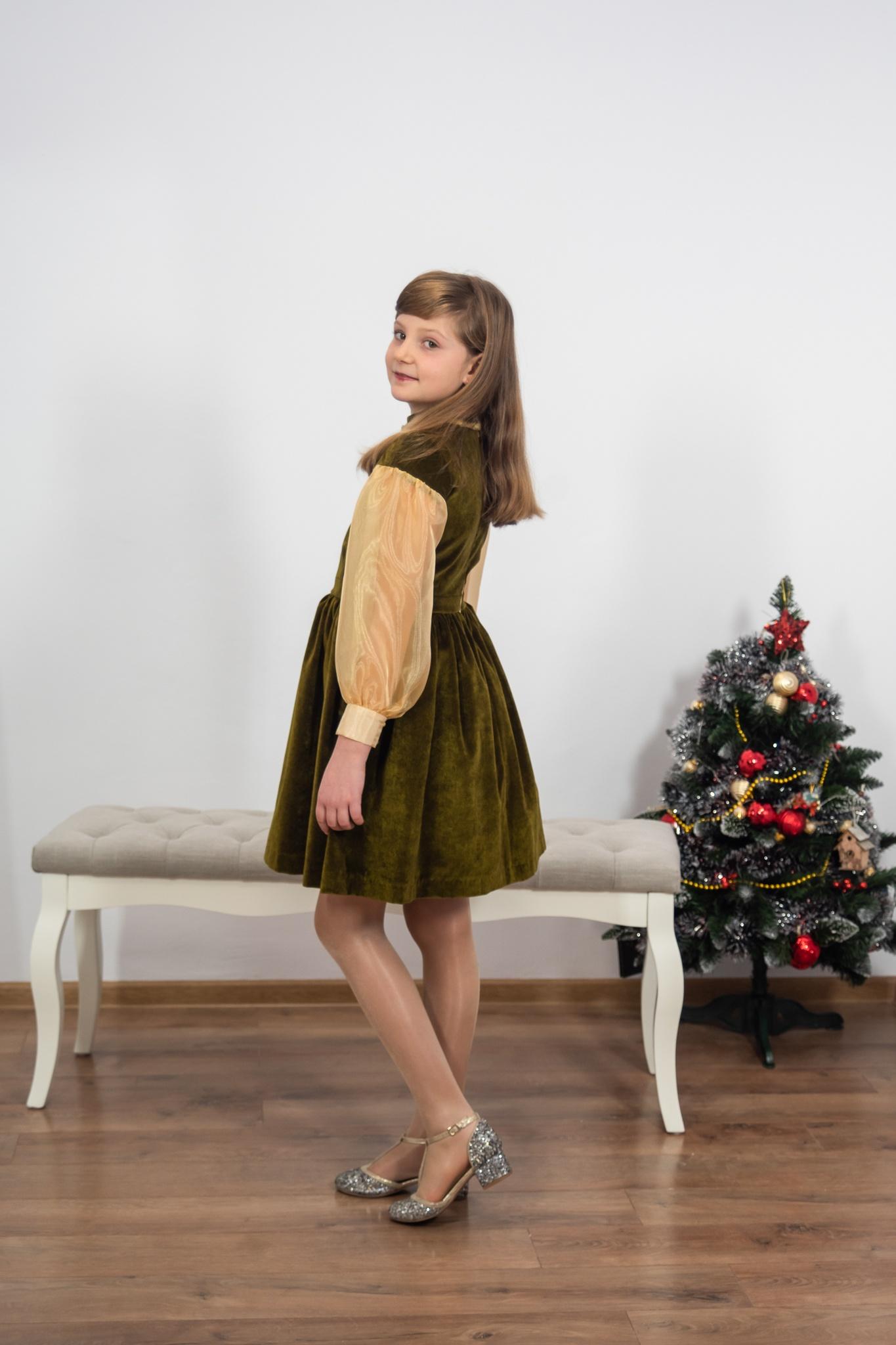 Rochie de iarnă pentru fete Erika 2
