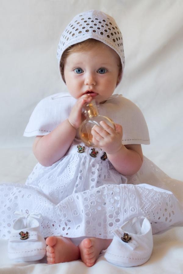 Set de botez pentru fetite IRIDOR Emma