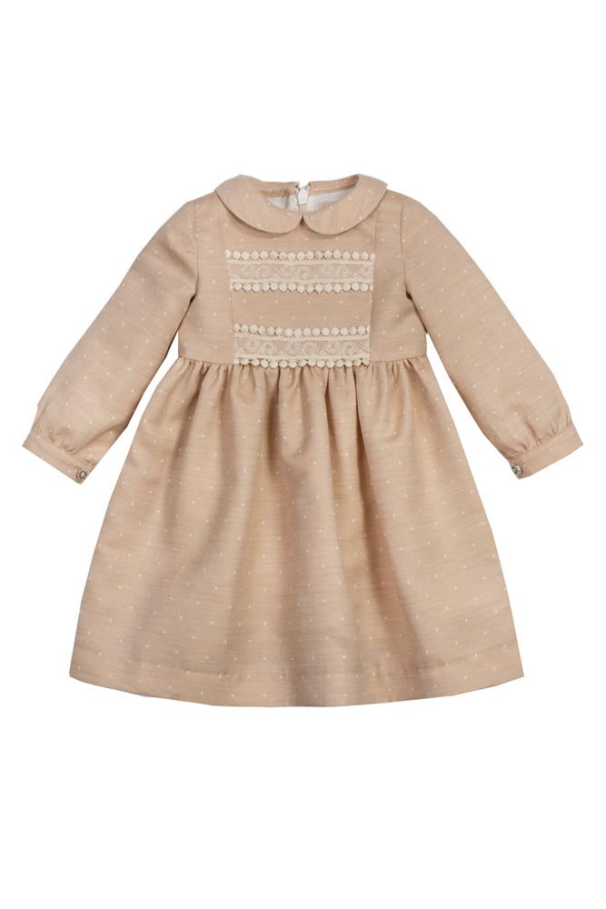 Rochie de iarnă pentru fetițe Lucy