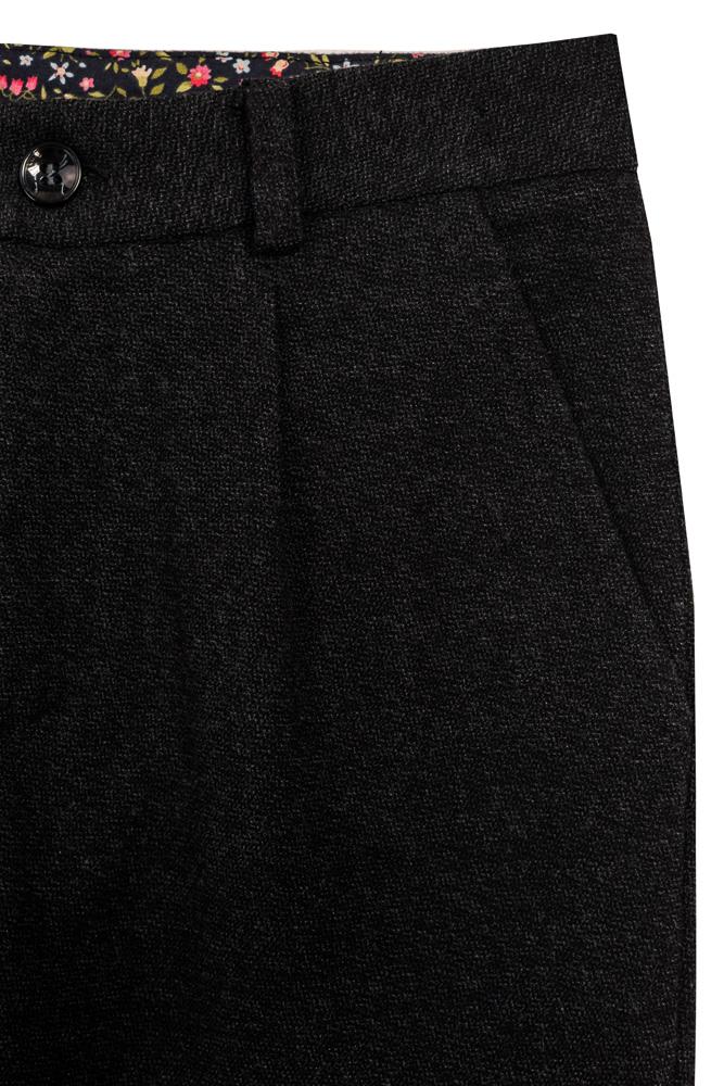Pantaloni gri antracit pentru băieți Ovidiu