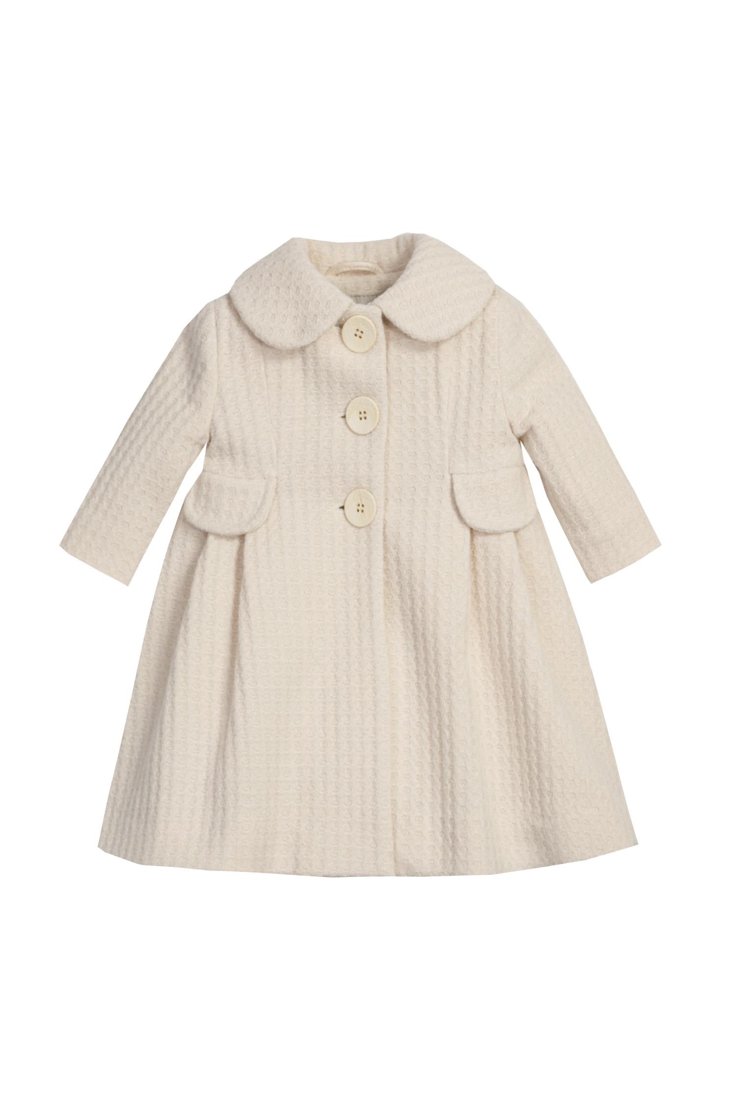 Palton de botez pentru fetițe Ines