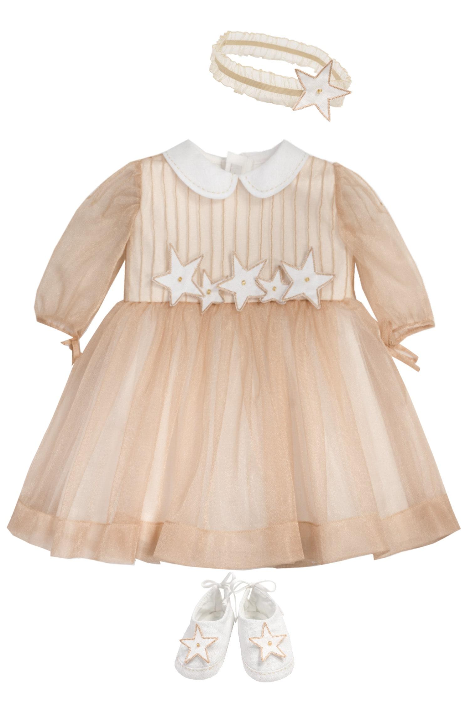 Rochie de botez pentru fetițe Alisa
