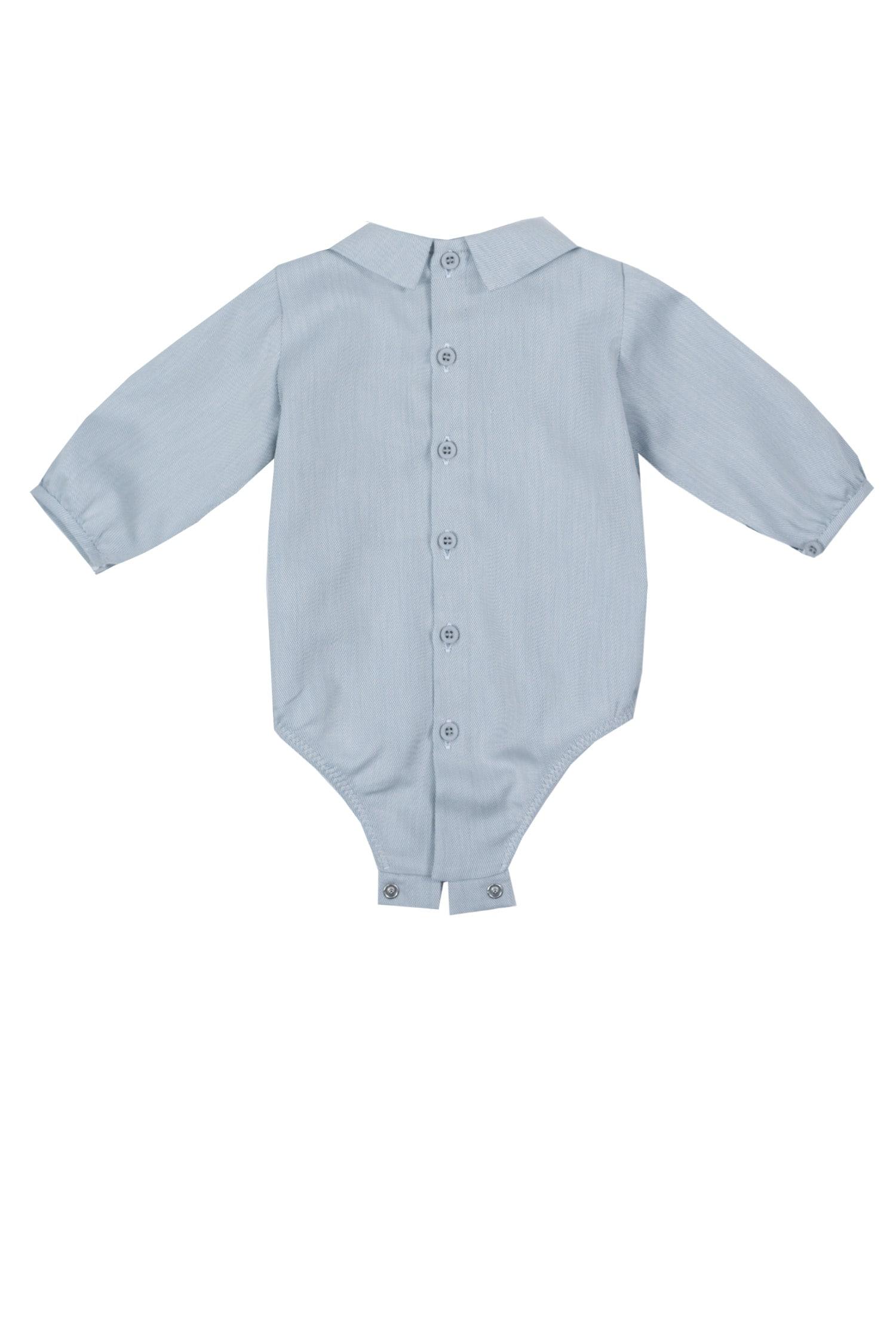 Cămașă-body pentru bebeluși Elian-spate