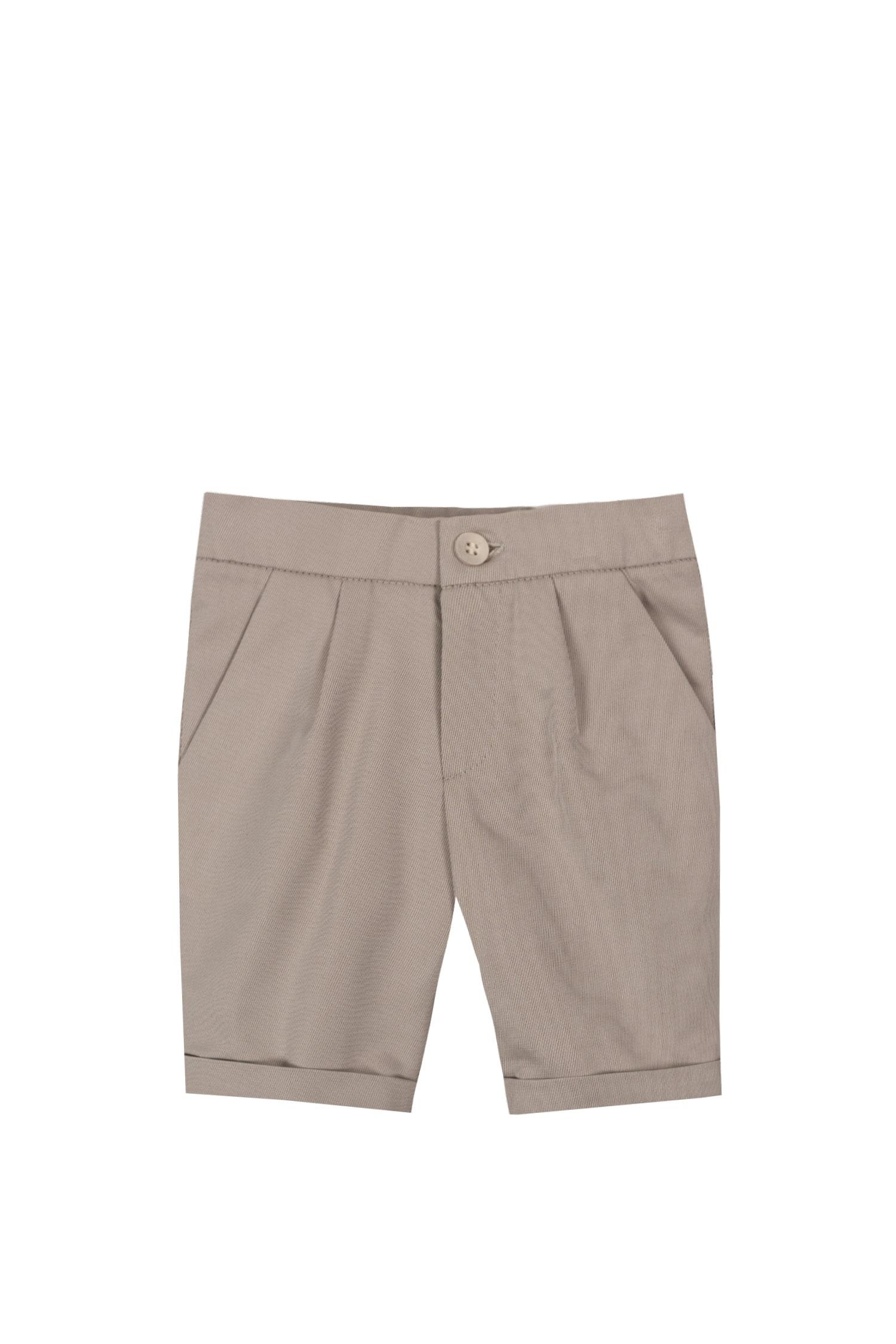 Pantaloni pentru bebeluși Fabio bej