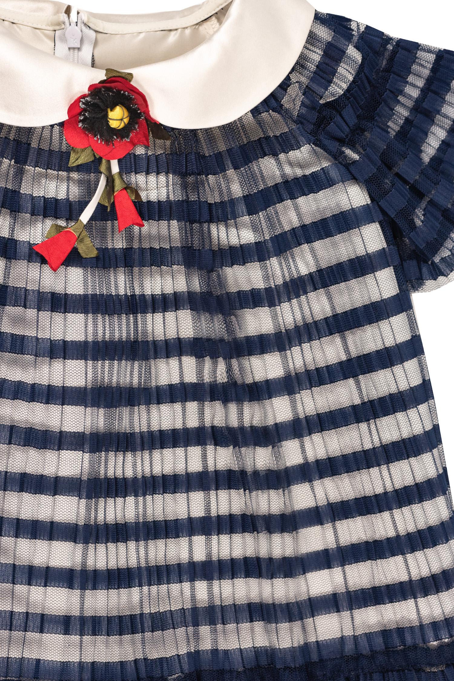Rochie de dantelă pentru fete Analisa - detaliu